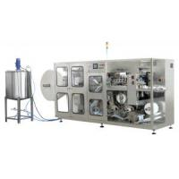 China HY-2035(A) Full Automatic 5~30 PCS Single Line Wet Tissue Machine (for 5~30 PCS/package) on sale
