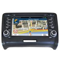 Quality Audi Car Dvd Player / Car Navigation Systems In Dash Receivers For TT 2006-2014 wholesale