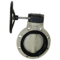 China Worm Gear Butterfly Valve, Plastic Butterfly Valve, Wafer Butterfly Valve on sale