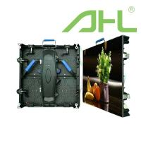 China Seamless Rental LED Display Die Casting  Aluminum  Panel Lightweight Synchronous Control on sale