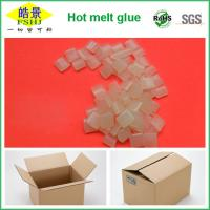 Quality Transparent Hot Melt Adhesive Granule , Hot Glue Pellets For Packaging wholesale
