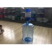 Quality Plastic Manual Drinking Water Hand Pump 5 Gallon Water Dispenser Pump No Toxic wholesale