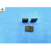 Cheap Single Row Wire to board connectors 2.54mm Pitch Female Connector Mated with Pin for sale