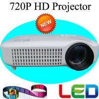 Quality Made In China Good Quality 720P Home Cinema Projector Multimedia HDMI USB Proyector wholesale