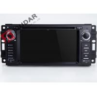 Cheap GPS Navigation Radio Jeep Car Stereo Multimedia Player System With Rear Viewing for sale