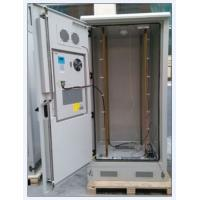 Quality ET8080155:19 Inch Rack  Outdoor Telecom Equipment Enclosure With Air Conditoiner Or HEX wholesale