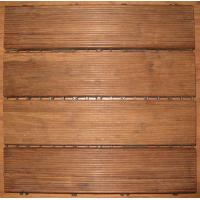 Quality Outdoor Bamboo deck tiles wholesale