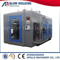 China 4 Zones Jerry Can Moulding Machine Out Put Capacity 130-140pcs/H Durable on sale