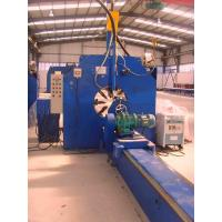 Buy cheap Light Pole Shut-Welding Machine for circle and polygon pole / tube 14000mm from wholesalers