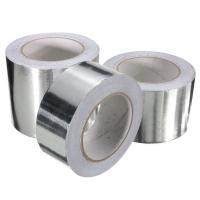 Quality Aluminum Foil Electrically Conductive Tape Paper With Fireproof & Waterproof Used For Air Conditioner wholesale