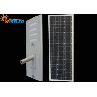 Quality 100 Watts Solar LED Street Light 10 M -12 M Height Energy Saving For Highway wholesale