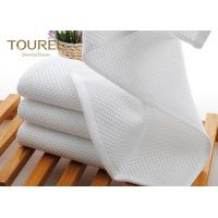 China Customized Embroidery Plain Hotel Hand Towels India Cotton 40*80 on sale