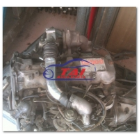 China Durable Car Engine Spare Parts , Vehicle Engine Parts Second Hand 2L-T Engine for sale