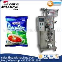 Quality Automatic VFFS three side seal coffee powder pouch Packing equipment cost wholesale