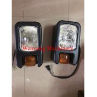 China Lonking wheel loader spare parts  CDM835E payloader head lamp on sale