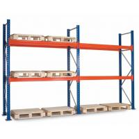 Quality 3 Levels  Adjustable Hot Sell Heavy Duty Warehouse Storage  Pallet Racking System wholesale