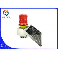 Cheap AH-LS/S Low-intensity Solar-Powered Aviation Obstruction Light for sale
