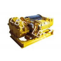 Quality Fast Speed 2000kg 2 Ton Electric Winch Machine For Lifting Crane wholesale