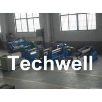 Quality Carbon steel, GI, Color Steel Simple Slitting Machine Line With Scrap Rewind Device wholesale
