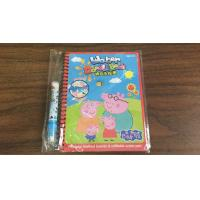 China White Paper Board Kids Book Printing With Flat Cotton Handles on sale