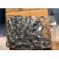 China Weld Type Stainless Steel Lace Ring Fit Removable Thermal Insulation Blankets on sale