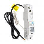 Quality Residual Current Circuit Breaker , 2 / 4 Pole Overcurrent ProtectionCircuit Breaker wholesale