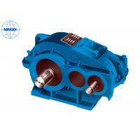 Quality Cylindrical Gear Reducer Gearbox with Ratio from 8 / 1 to 50 / 1 ZQA Series wholesale