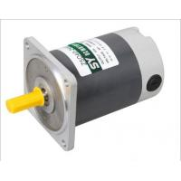 China 80mm micro dc brush gear motor 24v 40w on sale