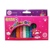Quality cookie kids play colored rubber dough clay wholesale