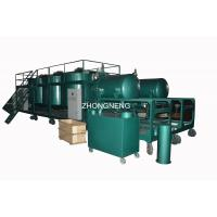 China Motor oil recycling plant series LYE/Black Oil Treatment Machine on sale