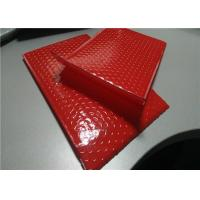 """Quality Apparel Packing Red Bubble Mailer Bag 12.5"""" X 19"""" #6 Padded Poly Mailers Waterproof wholesale"""