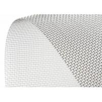 China Rigid Galvanized Steel Woven Wire Mesh Panels High Impact Resistance on sale