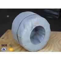 Quality 19Oz Silicone Coated Heat Insulating Materials For Transmitter Insulation Jacket wholesale