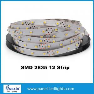 Quality High Brightness SMD2835 Flexible LED Strip Light High CRI Ra80 DC12V 60/120leds Per Meter wholesale