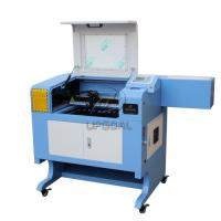 Quality Small  90W Wood Co2 Laser Cutting Machine with RuiDa Control System 500*400mm wholesale