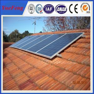 Quality Solar slant roof mounted solar heater flat solar panel in china wholesale