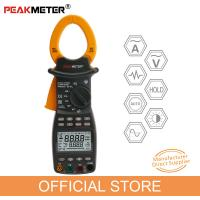 China Three Phase Digital Power Clamp Meter With T - RMS Measurement RS232 Certification on sale