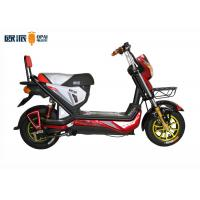 Quality Smart Adult Electric Bike Long Range wholesale