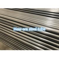 Buy cheap Precision Seamless Cold Drawn Steel Tube Round Shape For Gas Transportation from wholesalers