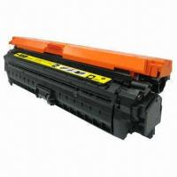 China CE272A New Compatible Color Toner Cartridge for HP Color Laser Jet CP5525n/5525dn/5525xh/CP5525n  on sale