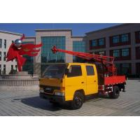 Quality Truck Mounted Drilling Rig , Mobile Drilling Rigs For Bridge , Dam wholesale