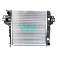 Quality OEM No.52080118AA Jeep Liberty Automobile Cooling Aluminum Radiator Replacement wholesale
