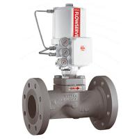 Quality Linear Control Valve Positioner PN 50 - 100 Pressure PTFE Soft Seat Material wholesale