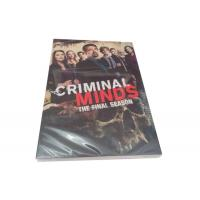 China Criminal Minds The Final Season DVD 2020 New Release Crime Thriller Suspense Drama Series TV Show DVD on sale