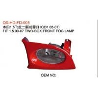 Quality HONDA FIT TWO-BOX FRONT FOG LAMP wholesale