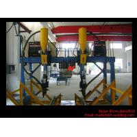 Cheap Heavy Duty SAW H Beam Welding Machine LHA Gantry Type 5.5m Rail Span With Moving Trolley for sale