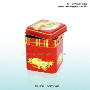 Square Tin Boxes,Tea Tin Boxes,Tea Package