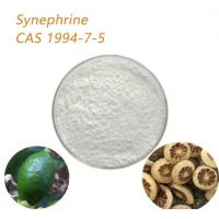 China 100% Natural Citrus Aurantium Extract Synephrine Off - White Powder Used In Food on sale