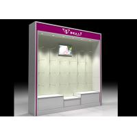 China Fashionable Retail Clothing Racks Customized Color For Women Underwear Shop on sale