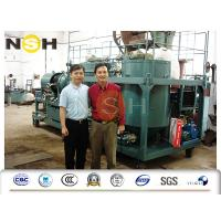 China Black Motor Oil Regeneration Machine , 50Hz Waste Oil Distillation Plant on sale